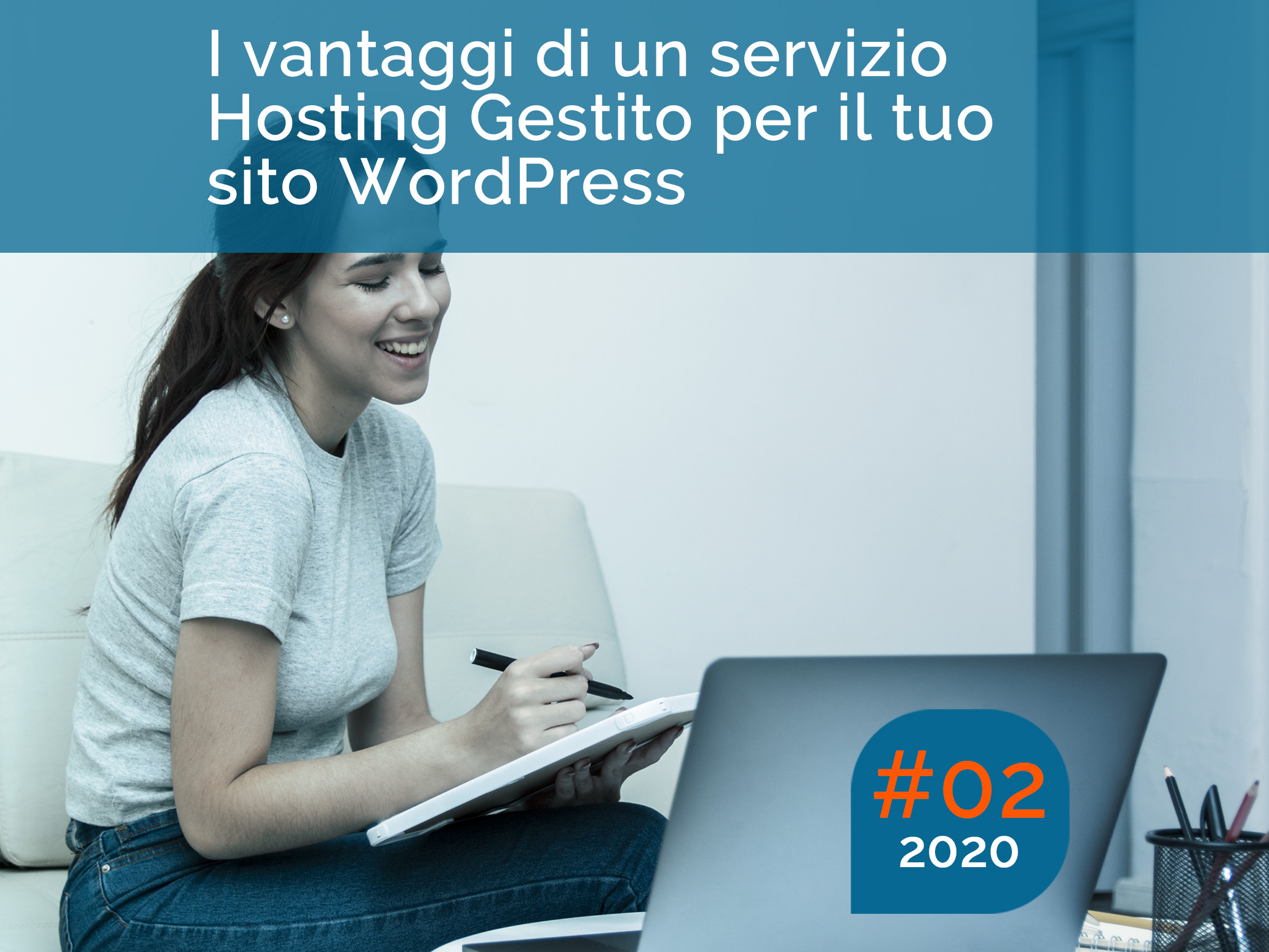 vantaggi Hosting Gestito per sito WordPress