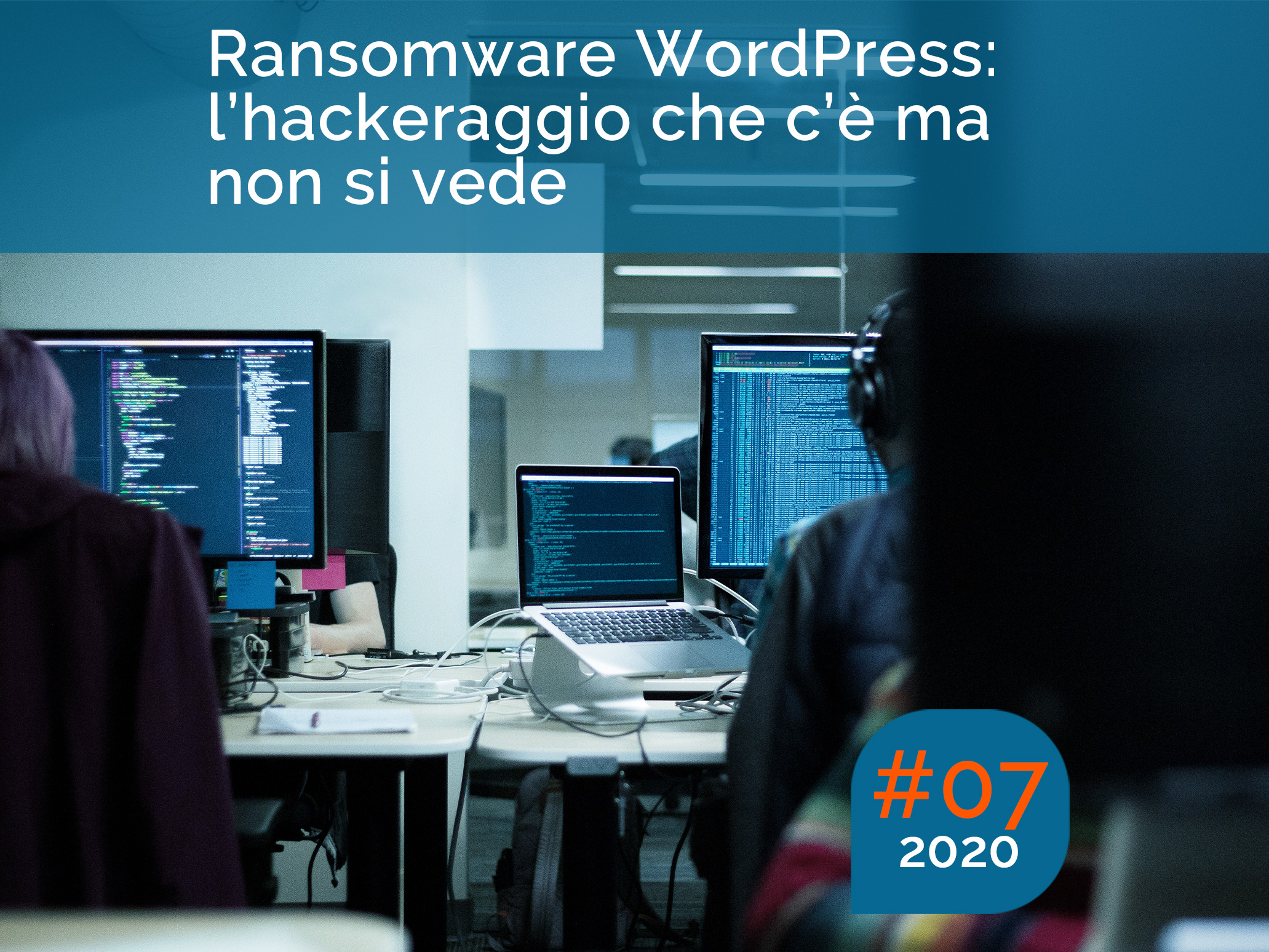 Ransomware WordPress