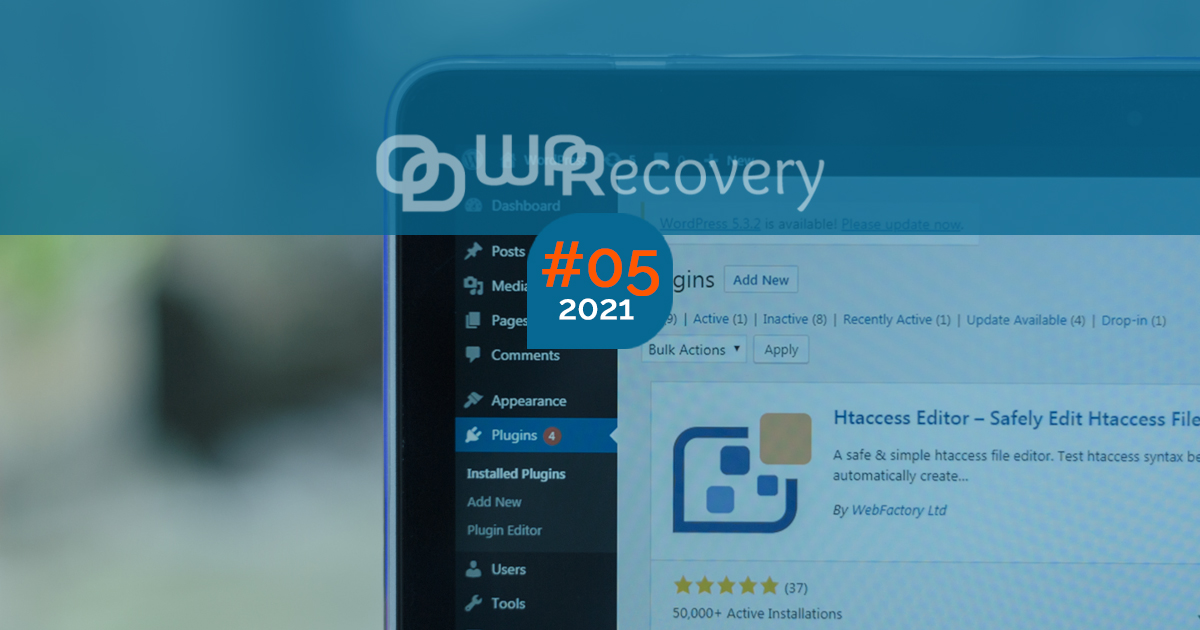 WP Recovery Vecchie tecnologie